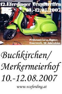20 Jahre Vespaclub-Eferding@Merkermeierhof