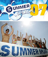 Summer Splash - Tag