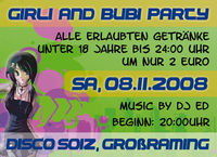 Girli & Bubi Party