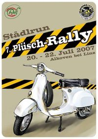 7. Plsch-Rally 2007