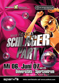Schlager-Party Silver-Edition