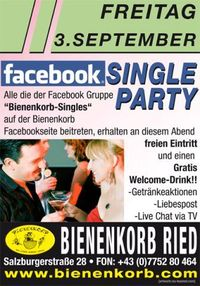 Facebook Single Party