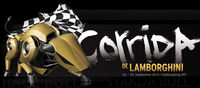 Corrida de Lamborghini