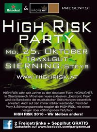 High Risk Party