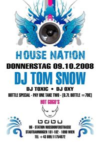 House Nation - Dj Tom Snow