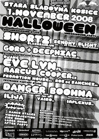 Halloween Underground Party
