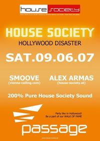 HouseSociety: Hollywood Disaster
