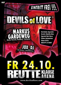 Devils of Love vs Markus Gardeweg