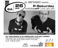 Kronehit Partynight: DJ Tom Snow