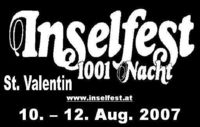 Inselfest 1001 Nacht