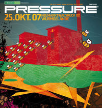 Pressure presented by Heinekenmusic