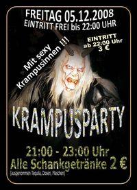 Krampusparty
