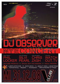 Dj Observer New Years Eve Concert