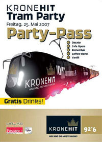 Kronehit Tramparty 2007
