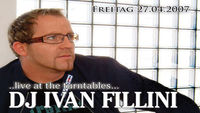 Live at the turntables: DJ Ivan Fillini