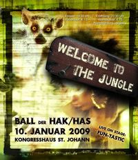 HAK/HAS Ball St.Johann/Pg. - Welcome to the Jungle
