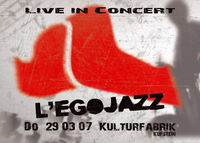 Legojazz - Concert, Dance, Visuals