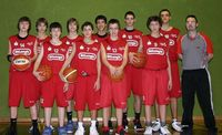 WBC Wels U16A vs. Gmunden A