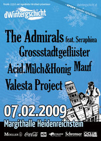 d´Wintergschicht 2009 Another Oneday Winter Festival