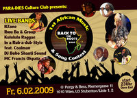 1st African Music And Song Contest