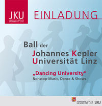  Ball der Johannes Kepler Universitt Linz 2009