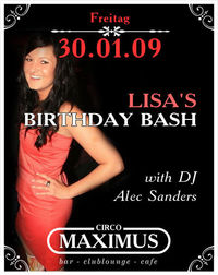 Lisas Birthday Bash