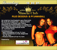 The Golden Classy Muschiclub plus Dessous & Pyjama