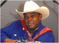 Jeffery Broussard & The Creole Cowboys (US)