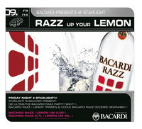 Razz up your Lemon
