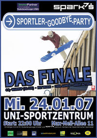 Sportler - Goodbye - Party