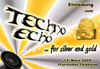 Techno Echo for Silver and Gold