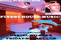 Daniel Wilson&#39;s Friday-House-Club