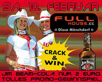 Jim Beam Crack & Win
