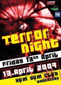 Terror Night - Friday 13th April