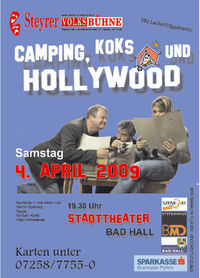 Camping, Koks & Hollywood