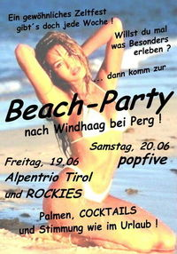 Beach-Party