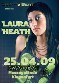 Laura Heath (GB) + support