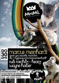 Club MNML mit Marcus Meinhardt