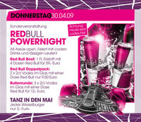 Red Bull Power Night
