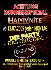 Die Party - Das Original!@Happy Nite