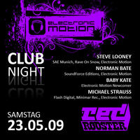 Electronic Motion Clubnight