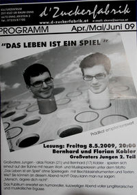 Das Leben ist ein Spiel