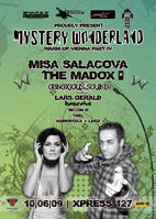 Mystery Wonderland WarmUp Party Vienna Part IV 