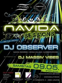 Navida Sessions with Dj Observer