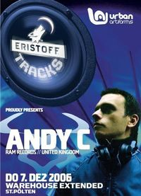 Eristoff Tracks - DJ Andy C