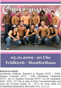 Chippendales - Tour 2009 - ONLY THE BEST