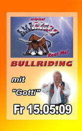 Ballermannparty mit Gottis Bull-Riding