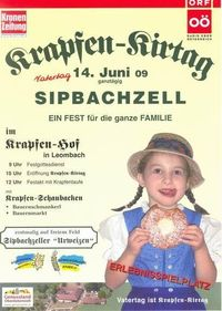 Krapfen-Kirtag Sipbachzell