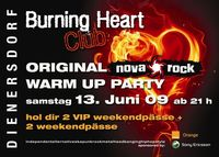 Original Nova Rock Warm up Party