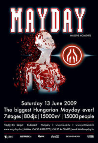 Mayday Budapest - Massive Moments